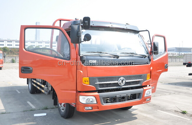2016 Dongfeng Captain Cargo Truck for sale, China light trucks 6T-10T/140HP