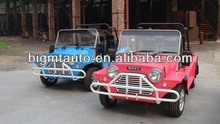 MINI-MOKE local assembly plant