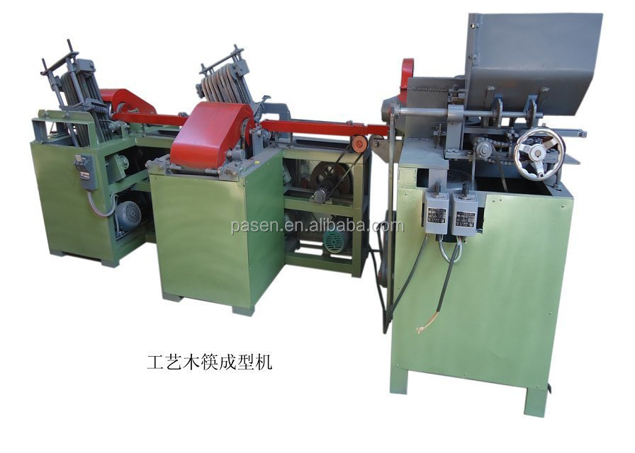 high-quality automatic wooden round chopsticks making machine