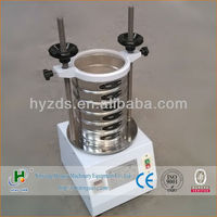 high accuracy circular grading machine used in laboratory