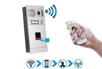 wireless IP door phone support 32G SD card