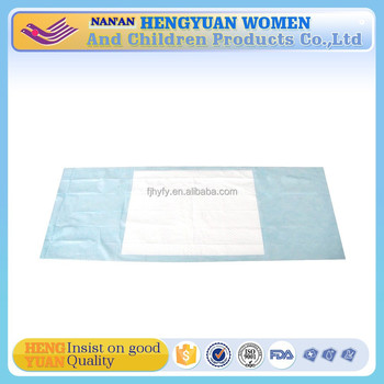 disposable underpad with competitive price