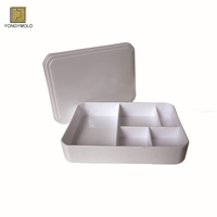 High quality Plastic Products and FDA Plastic food box