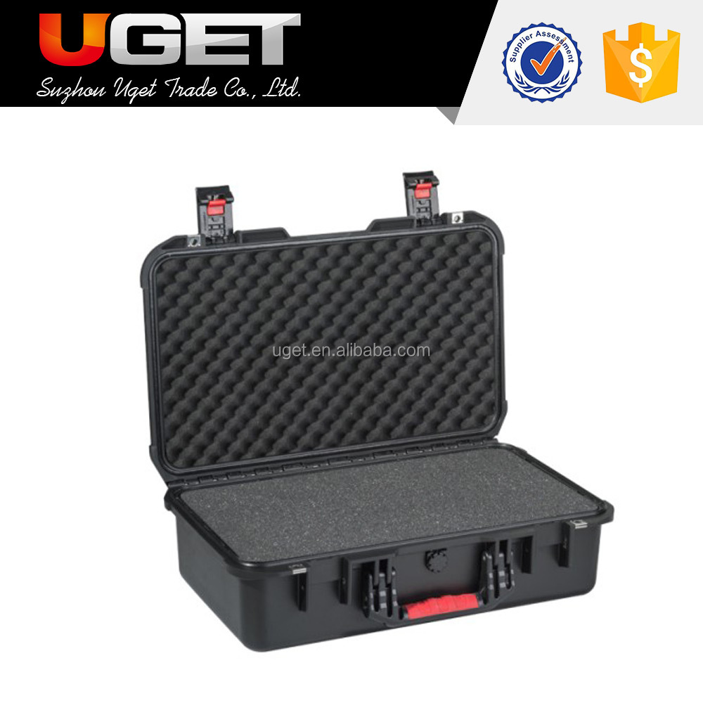 Keep your equipment safe plastic military tool case with foam