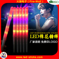 Second Generation LED Lighting Stick For Park 2016 Made In China Stick for Cotton Candy