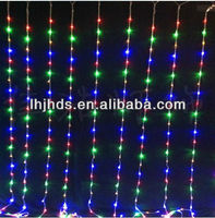 RGB Waterfall effect LED curtain light