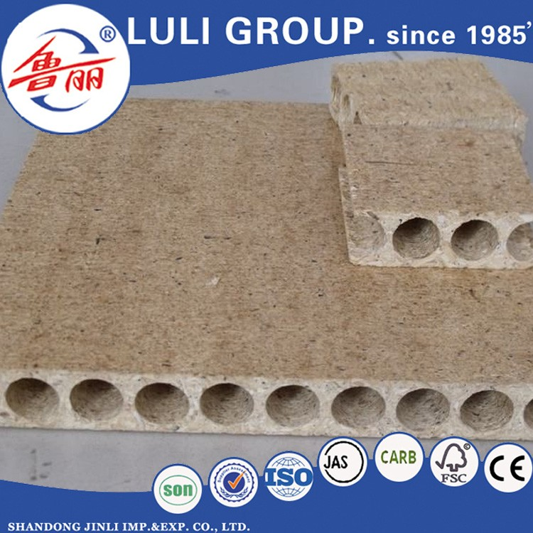 Diffierent sizes of particle board for packing/building/furniture