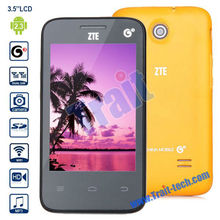 3.5 inch Cheap China Android SmartPhone ZTE U793 (Android 2.3/3G/Single Core 1 GHz/TD-SCDMA GSM/Support Wifi G-sensor