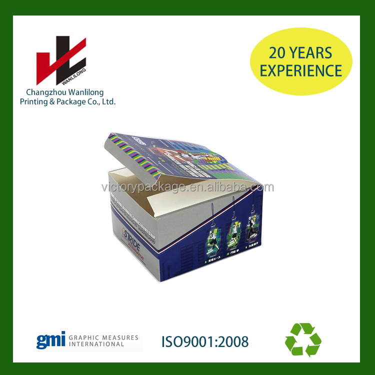 Main product kraft paper board packaging box with low price