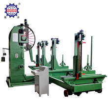 High Precision Energy-efficient Horizontal Wood Cutting Machines Band SawMill For Processing Large-diamet Band Sawmill