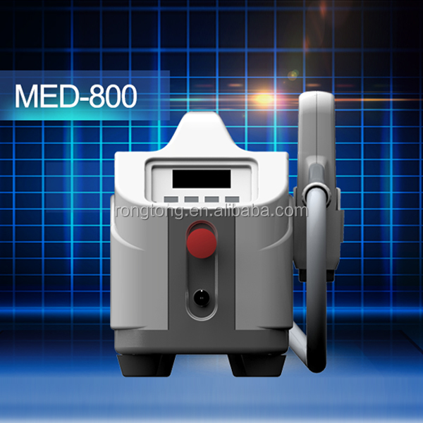 q switch nd yag laser tattoo removal laser treatment instrument