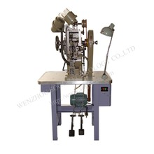 CNC Good Quality nail punch machine,nail gun machine in shoe upper,nail designs machine for shoe industry