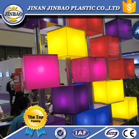 decorated ceiling acrylic light panel for advertising