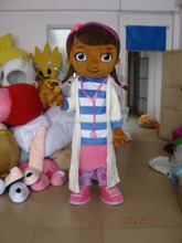 HI new suit adult doc mcstuffins mascot costume