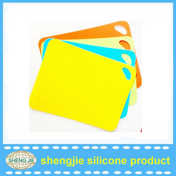 New hot silicone kitchen cutting board /100%silicone material cutting mats