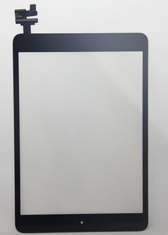 Alibaba express! Replacement LCD Display Screen for Ipad Mini 7.9 inch