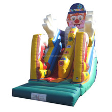 For a birthday or other event commercial Inflatable clown party slides for rental
