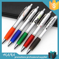 hot sale cheap plastic ballpoint pen promotional pen with logo