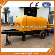 Perfect Performance! XHBT-15SA (15m3/h) Small Portable Concrets Pumps Price