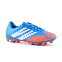 2017 hot selling design rubber football boots cheap price shoes wholesale
