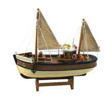 Wooden Fishing Boat Model,trawler model