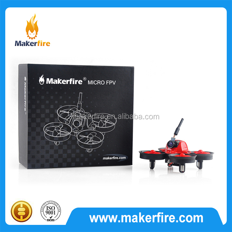 Blade inductrix Compatible with ALL Spektrum Multicopter Transmitter MakerfireMini FPV Quad Indoor Racing Drone