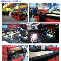 cheapest price for used RD-1325 cnc router industry laser cutting acrylic/farbic machine with 80w/120w/150w Guangzhou