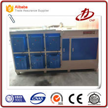 Wholesale Commercial Kitchen hood Oily Smoke Extractor for cooking fume disposal with air filter