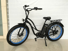 "26"" hummer folding electric bike women e-fatbike city driving"