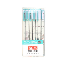 Office and school supplies personalized gel pen manufacturer for advertisement