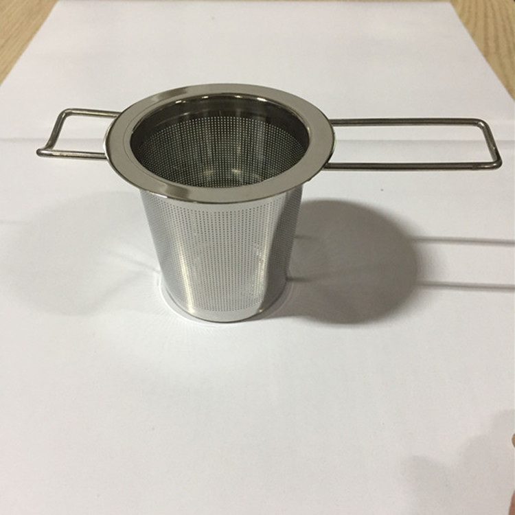 Eco-friendly 304 stainless steel Tea Strainer in stock