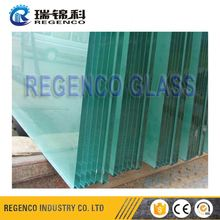 Transparent Clear Crushed Floated Step Glass