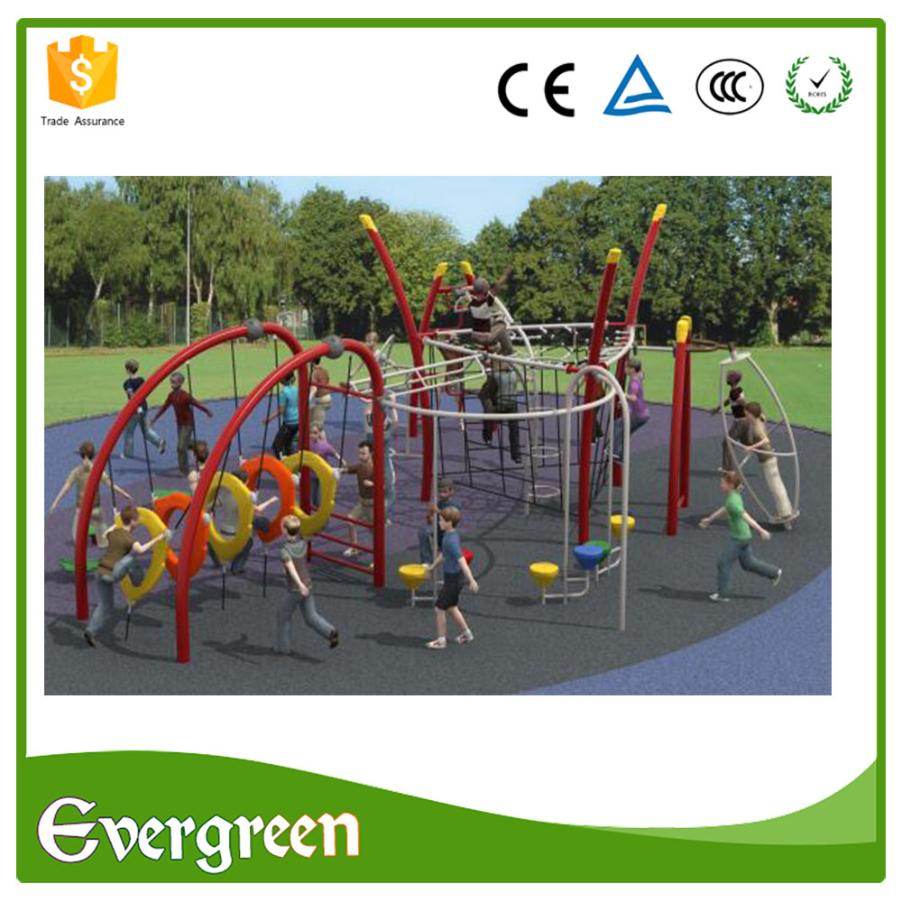 Best quality newest design durable fun outdoor fitness playground