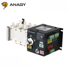 Nylon contact material ats controller automatic transfer switch