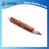 Fashion Metal Pencil Color pencil Set Advertising Pull Out Pen for Promotion