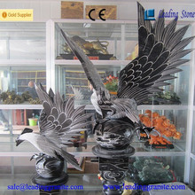 Black Eagle Sculpture