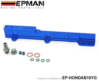 AUTOFAB - HIGH FLOW FUEL RAIL Fit For Honda Si B16, B16a, B16a2 EP-HONDAB16YG