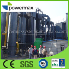 3MW rice hull twin-fire fixed-bed gasification electric power plant