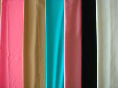 Spandex PUL Laminated Knitted Waterproof Polyester Fabric