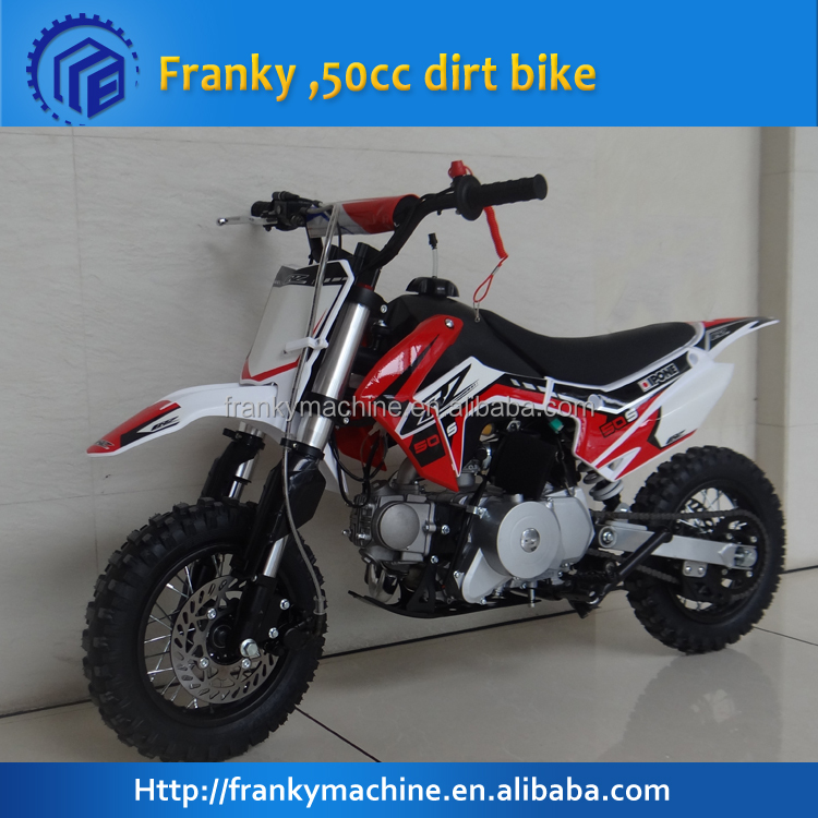 Custom mini dirt bike plastics