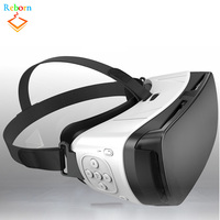 Shenzhen Wholesale Quality Google virtual reality glasses vr headsets for 3D video