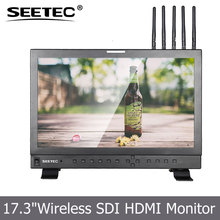 17.3 inch 1920*1080 HDMI 1080P Wireless Monitor WHA173