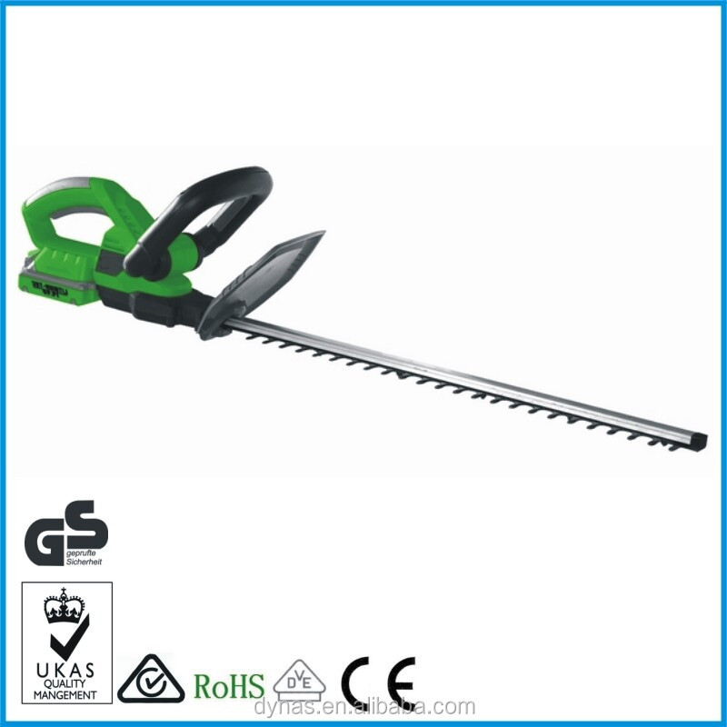 2014 hot selling 18V mulit-purpose cordless pole hedge grass trimmer
