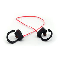 Best IPX7 Waterproof 4.1 Soft Ear-hook Cheap Wireless Earphone for Smart Phone and PC Tablet