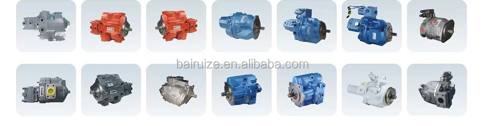 Bobcat Mx325 Hydraulic Main Pump Mx328 Mx334 Mx430 E26 E62