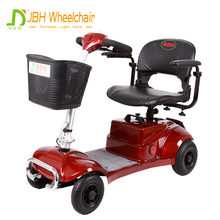 4 wheel outdoor lithium battery electric mobility scooter