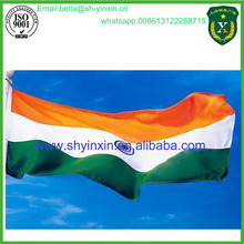 Polyester Country Indian Flag