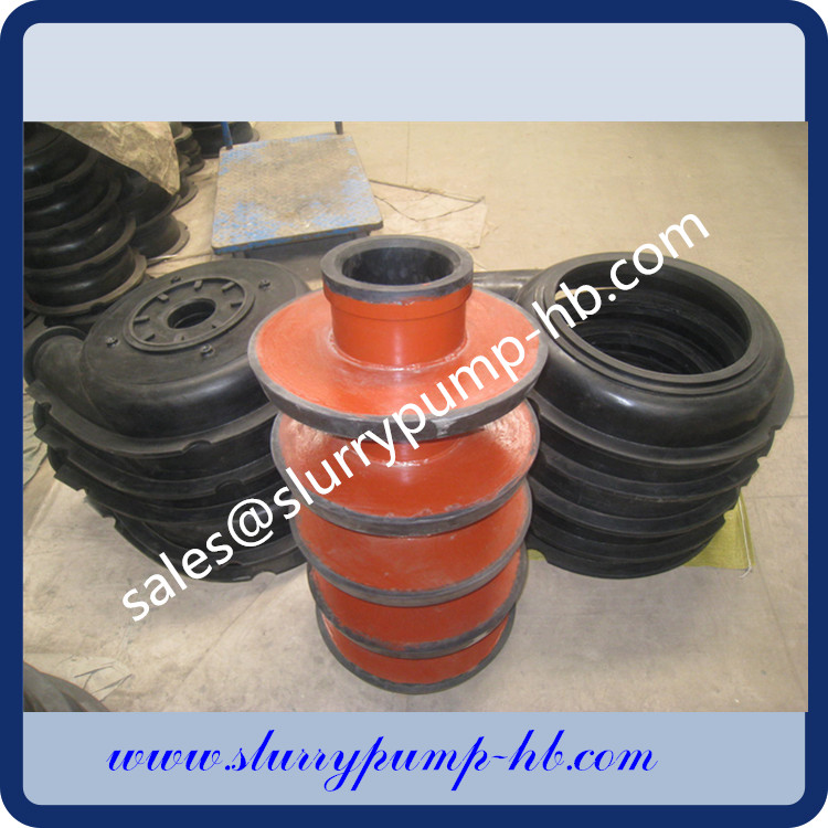 F6016R cover plate liner, rubber slurry pump spare parts