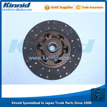 Mitsubishi canter 6D16 truck spare parts Clutch Disc OEM ME521056