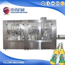 Automatic Small Glass Bottle Beer Rinser Filler Capper Brewery Bottling Machine